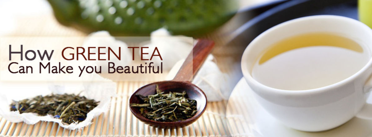 Headline for Various Types of Green Tea you didn't know about