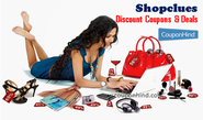 Shopclues Coupons Code 2015: Promo Code, Offers and Deals