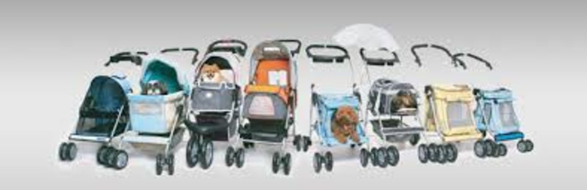 Headline for Best All Terrain Dog Strollers 2015