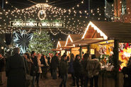 The Toronto Christmas Market , Distillery District