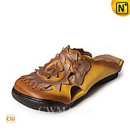 CWMALLS Slip-on Wedge Sandals CW306209