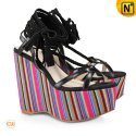Women Platform Wedges Sandals CW266016 - cwmalls.com