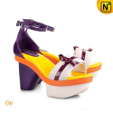 Fashion Platform Heel Sandals CW260613 - cwmalls.com
