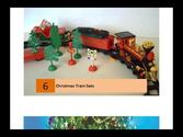 Christmas Train Toy Sets