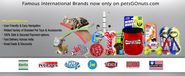 Buy Online Pet Food, Treats, Toys, Clothes, Socks, Shoes | Online Pet Shop | Online Pet Store India | petsGOnuts.com