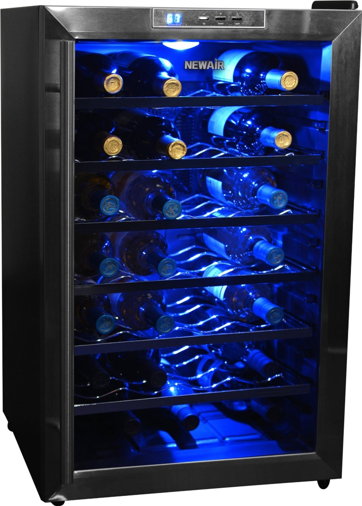 Headline for Best Thermoelectric Wine Bottle Cooler Reviews 2015