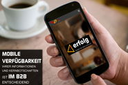 Erfolgreiche B2B Mobile Marketing Strategie