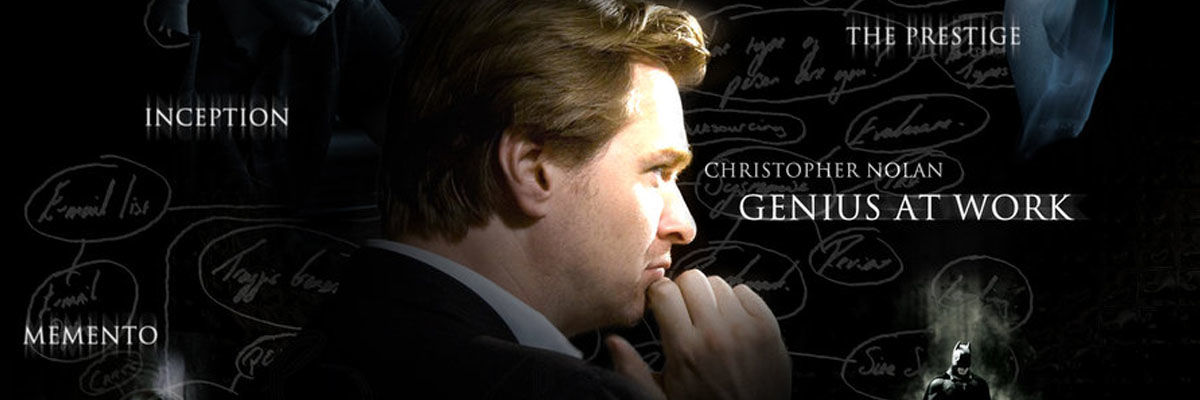 Headline for Christopher Nolan : A mind-blowing filmography