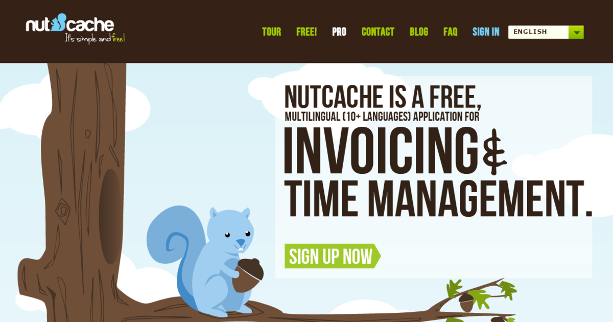 Headline for Your top tips for using @Nutcache #Crowdify #GetItDone