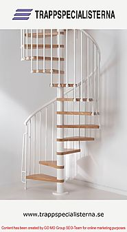 Maximize your Living Space with Spiral Stairs