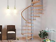 Decorate your House with Stylish Spiral Staircase!!!