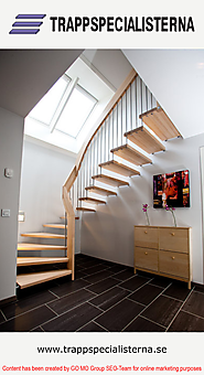 Create an Impression with Stylish Stairs