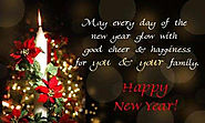 25 Rocking Happy New Year SMS & New Year Quotes for 2016!