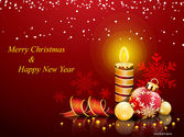 Send free greeting for Christmas