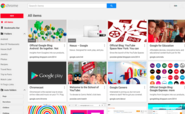 Google Introduces New Bookmark Manager for Chrome