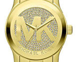 MICHAEL KORS WATCHES WOMENS/MENS DIAMOND BIG MK_WATCH