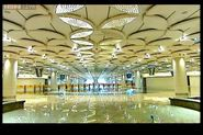 Mumbai's Chhatrapati Shivaji International Airport