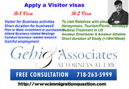 US Business Visa - B-1 Visa