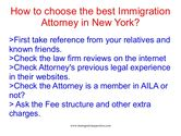 How to find Best Immigration attorney in New York