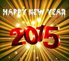 Happy new year 2015 sms for Daughter in English