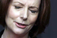 Julia Gillard misogyny speech interview