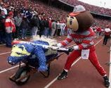Michigan Wolverines vs Ohio State Buckeyes - 12pm EST Saturday November 29, 2014