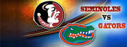 Florida Gators vs Florida State Seminoles - 3:30pm EST Saturday November 29, 2014