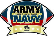 Army Black Knights vs Navy Midshipmen - 3:30pm EST Saturday December 13, 2014