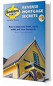 Home Equity Release at Seniors First