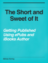 Getting Published Using ePubs and iBooks Author by Melissa Herring
