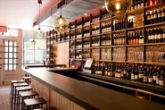 Head to a city centre wine bar