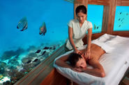 Enjoy a spa treatment for two