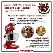 Latest JIPA classes For KitchenAid Lovers