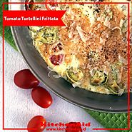 Tomato Tortellini Frittata By KitchenAid Indonesia