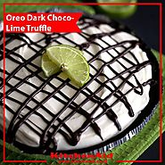 Oreo Dark Choco-Lime Truffle Recipe With KitchenAid Indonesia