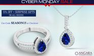 Angara Jewelry: Exclusive Cyber Monday Deals