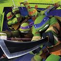 Ninja Turtles Party Napkins - at PartyWorld Costume Shop