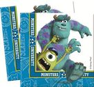 Monster University Napkins - at PartyWorld Costume Shop