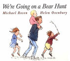 Children's Book Review, We're Going on a Bear Hunt
