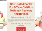 Best-Rated Books For 9 Year Old Girls To Read - Reviews And Ratings