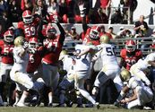 Rapid Reaction: UGA blows lead in final 18 seconds, loses to GT in OT