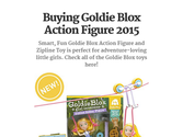 Buying Goldie Blox Action Figure 2015