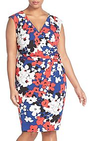 SLIMMING SUMMER DRESSES FOR CURVY WOMEN!