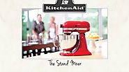 An Introduction to the KitchenAid Stand Mixer