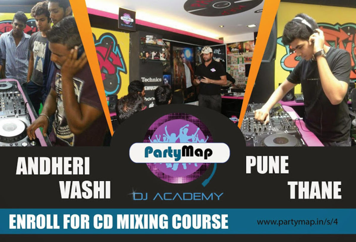 Headline for DJ Academy
