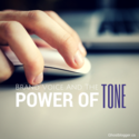 Brand Voice and the Power of Words: Tone