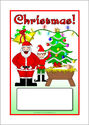 Christmas editable topic book covers (SB6422) - SparkleBox