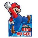 Super Mario Party Invitations - at PartyWorld Costume Shop