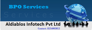 Aldiablos Infotech Pvt Ltd BPO Services - improve Productivity, Success and Profits