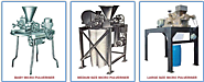 How Many Types Of Pulverizing Machines Are Supplied By Indian Pulveriser Manufacturers?